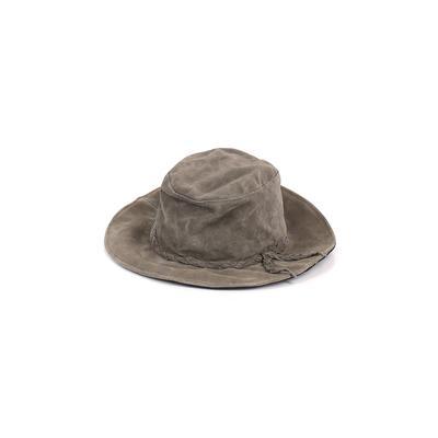 Minnetonka Winter Hat: Gray Accessories - Size Medium