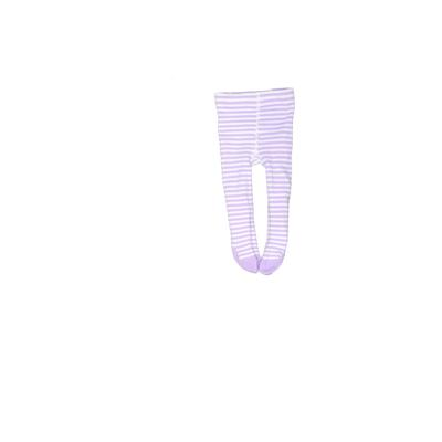 Carter's Tights: Purple Stripes ...