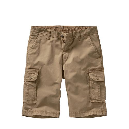 Mey & Edlich Herren Frachtgut-Cargo-Shorts quarzsand 46, 48, 50, 52, 54, 56, 58