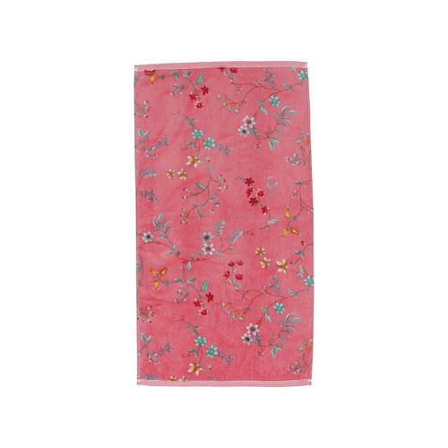 PIP Studio »Les Fleurs« Rosa Handtuch 55 x 100 cm