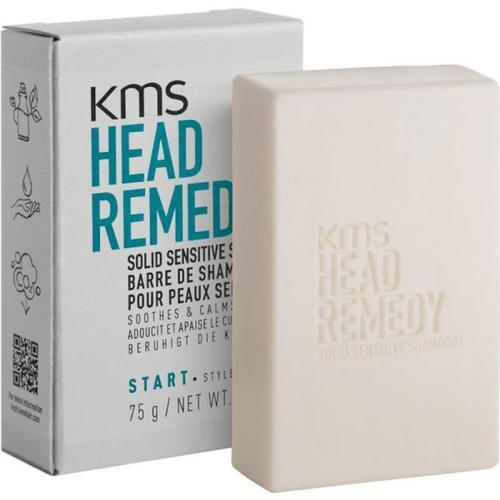 KMS California Headremedy Solid Sensitive Shampoo 75 g Festes Shampoo