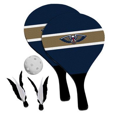 """""""New Orleans Pelicans 2-in-1 Birdie Pickleball Paddle Game"""""""
