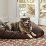 Trisha Yearwood Pet Collection Outdoor Dog Bed, Brown, X-Large