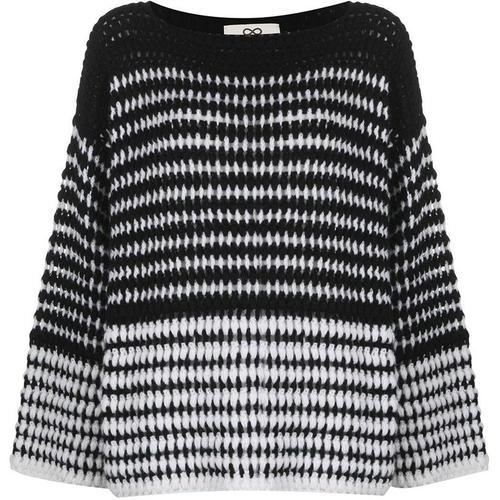 SMINFINITY Pullover mit Streifen