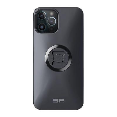 SP Connect iPhone 12 Pro Max Ensemble de boîtiers téléphoniques, noir
