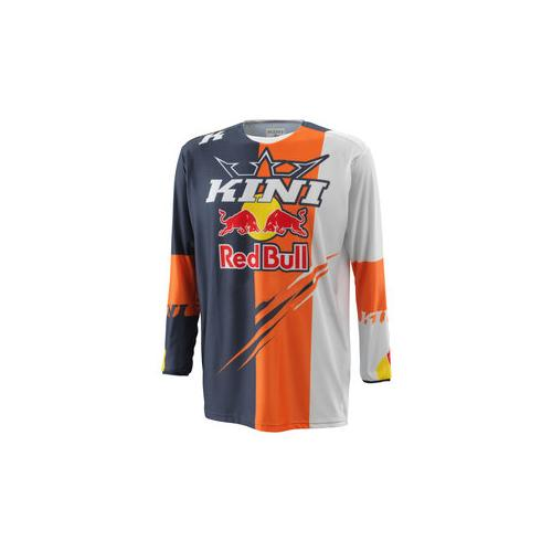 Kini Red Bull Competition Jersey grau XL