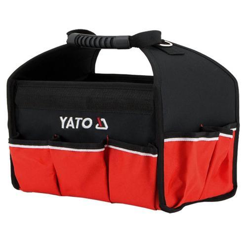 Yato Werkzeugtasche Werkzeugkoffer Elektriker Tasche Werkzeug Universal Tasche Herstellernummer Yt-74370