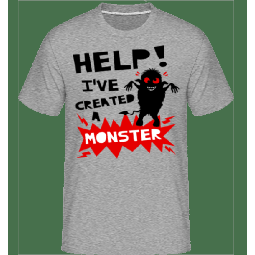 Help Ive Created A Monster - Shirtinator Männer T-Shirt