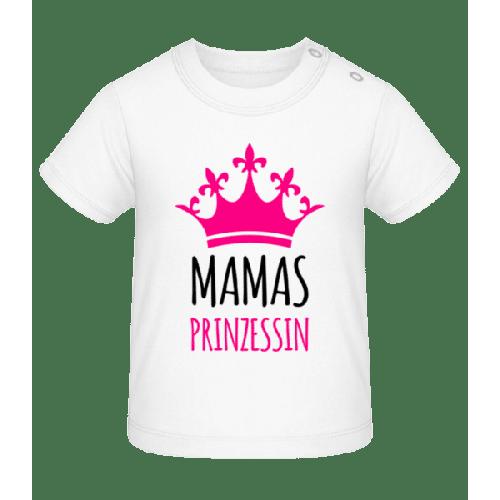 Mamas Prinzessin - Baby T-Shirt
