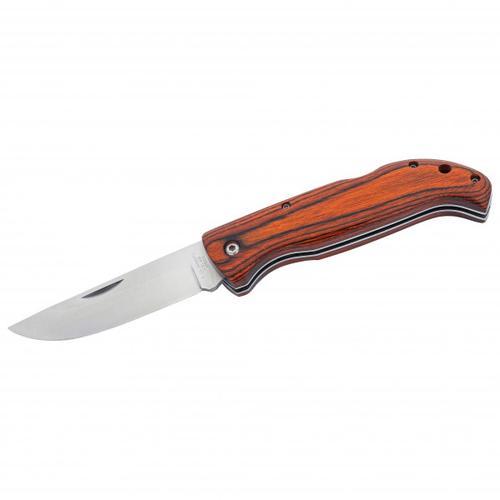 Herbertz - Taschenmesser 598012 - Messer pakkaholzschalen