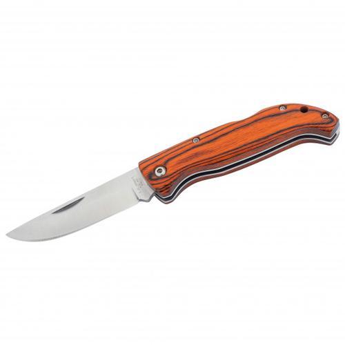 Herbertz - Taschenmesser 598010 - Messer pakkaholzschalen