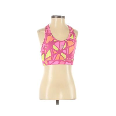 Adidas Sports Bra: Pink Activewear - Size Small