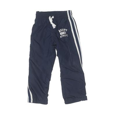 Carter's Snow Pants - Elastic: Blue Sporting & Activewear - Size 4