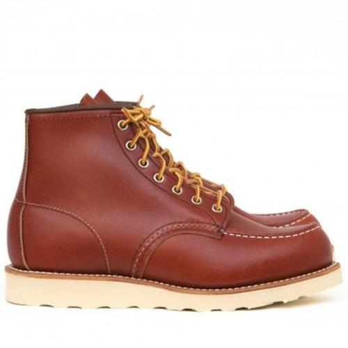 Red Wing Trac Tred Wedge Boots