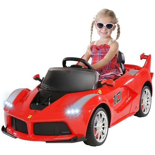 Kinder Elektroauto Ferrari LaFerrari Spielzeug Elektrofahrzeug Kinderfahrzeug