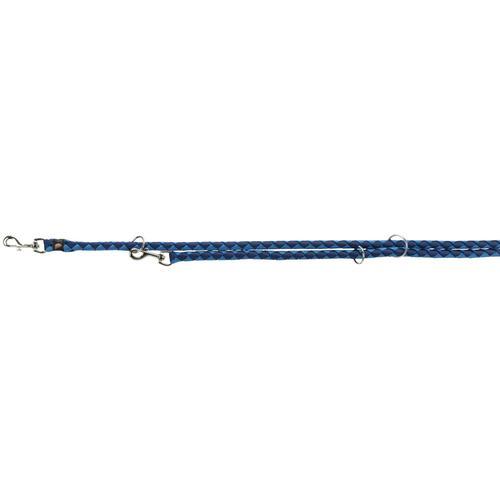 TRIXIE Hundeleine Cavo, verschieden Größen blau Hundeleinen Hund Tierbedarf