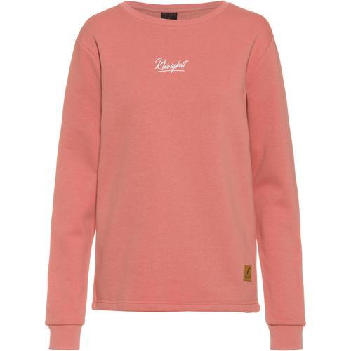 Kleinigkeit Writing Sweatshirt Damen in ash rose, Größe M
