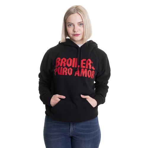 Broilers - Puro Amor - Hoodies