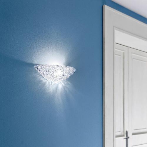 Click-licht.de - Wandleuchten Artic_W E27 aus Kristallglas