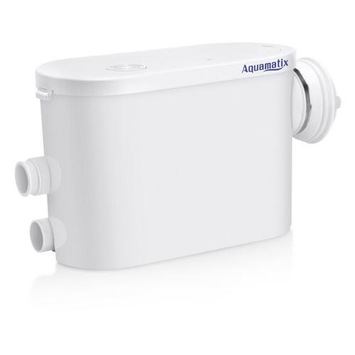 Geräuscharmer Zerkleinerer 400W 30/35dB - Silencio S - - Aquamatix