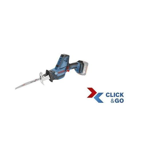 Akku-Säbelsäge »GSA 18 V-LI C« blau, BOSCH