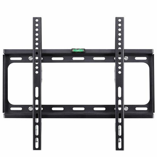 Deuba - TV Wandhalterung 65 Zoll Monitor Halterung Wandhalter flach 55 LCD LED Fernseher