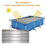 Couverture de piscine solaire re...