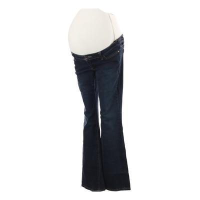 Gap Jeans - Low Rise: Blue Botto...
