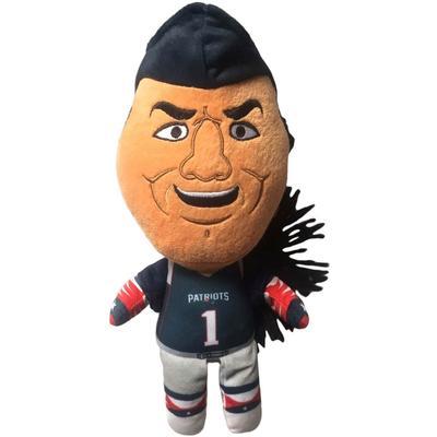 New England Patriots Baby Bro Mascot Plush Toy