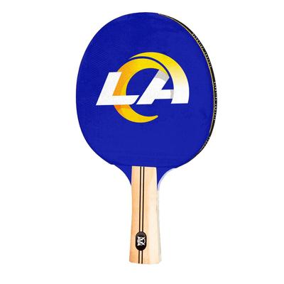 Los Angeles Rams Logo Table Tennis Paddle