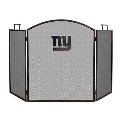 Imperial Brown New York Giants Fireplace Screen