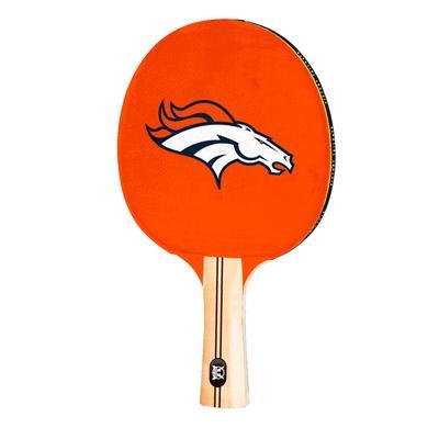 Denver Broncos Logo Table Tennis Paddle