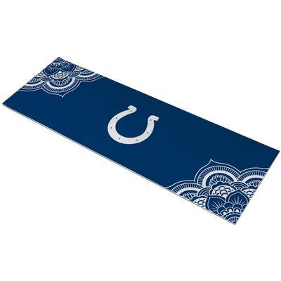 Indianapolis Colts 72'' Color Design Yoga Mat