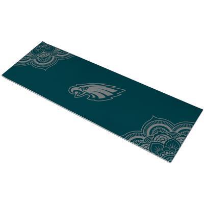 Philadelphia Eagles 72'' Color Design Yoga Mat