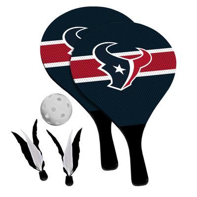 Houston Texans 2-in-1 Birdie Pickleball Paddle Game
