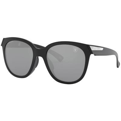 Women's Oakley Las Vegas Raiders Low Key Sunglasses