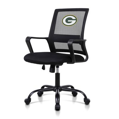 Imperial Green Bay Packers Team Task Chair