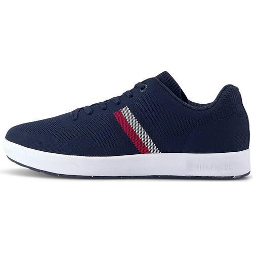 Tommy Hilfiger, Sneaker Sustainable in blau, Sneaker für Herren Gr. 43