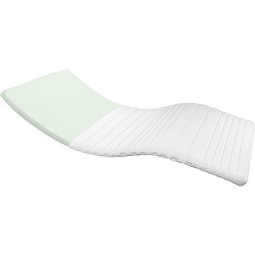 Basic Komfortschaum-Topper | 90x220 cm | 6 cm Höhe | Matratzentopper | 90/220 | Komfortschaum Topper
