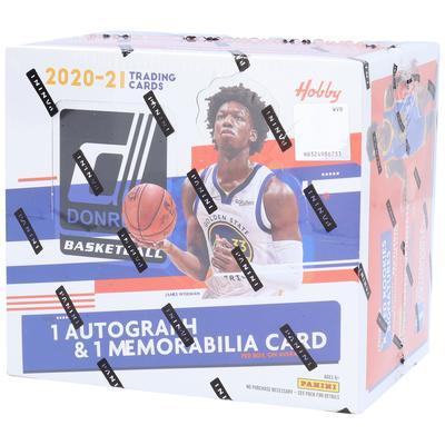 """""""2020-21 Panini Donruss Basketball Hobby 10-Pack Box"""""""