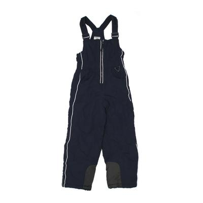 Canyon River Blues Snow Pants With Bib: Blue Sporting & Activewear - Size 4
