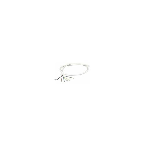 Herdanschluss-Set Kabel & Dose - 1,5 Meter, weiß