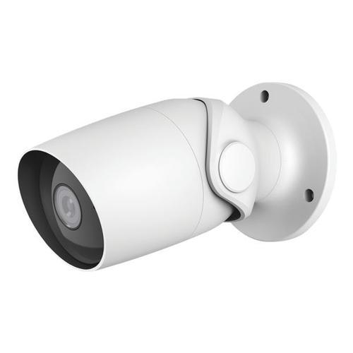 WLAN-Überwachungskamera weiß, Hama, 8x8x13.2 cm