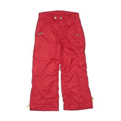 Gap Snow Pants - Elastic: Red Sp...