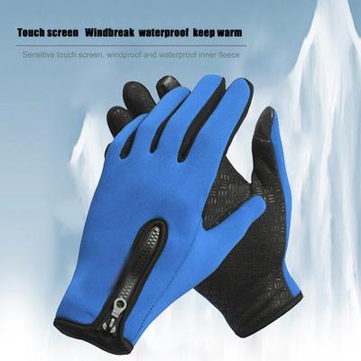 Gants de cyclisme chauds pour vé...