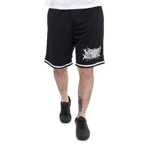 Mental Cruelty - Alternate Logo Striped - Shorts