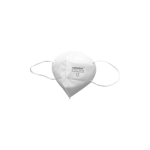 Orphila Atemschutzmasken FFP2 Masken FFP2 Maske TÜV geprüft und CE zertifiziert 15 Stk.