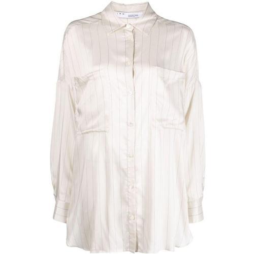 IRO Orfine Hemd aus Seidengemisch