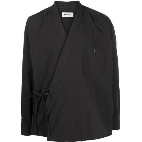 Ambush Kimono-Hemd mit Schleifenverschluss