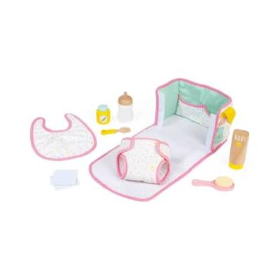 Janod - Dolls Baby Changing Set